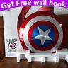 "Marvel Legends Captain America 75TH Anniversary Avengers 24"" Shield Alloy Metal"