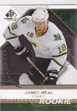 2008 08-09 SP Game Used Gold #138 James Neal RC-parallel 61/100