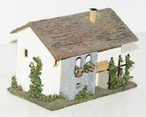 Faller H0 273 Tessiner Haus aus Holz / Holzhaus 50iger Jahre HK4321