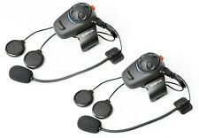 Sena SMH5 Dual Pack Bluetooth Communication Intercom Headset System
