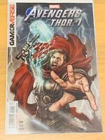 Avengers Thor #1 Marvel Comic Near Mint Condition
