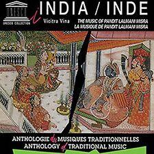 Pandit Misra Lalmani - India: Vicitra Vina Music of Pandit Lalmani Misra [New CD