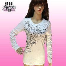 Metal Mulisha Ladies Standard Long Sleeve Tee Size S