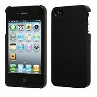 Super Apple iPod Touch 4G 4th Gen Flexible Crystal/Hardshell Black & Pink Case