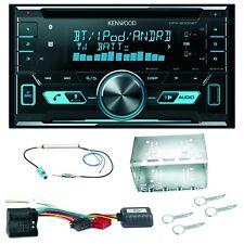 Kenwood dpx-5000bt bluetooth usb mp3 CD AUX Autoradio Kit de montage pour Fox Polo 9n3