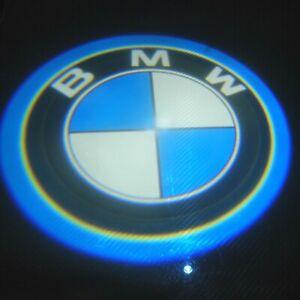 Lot de 2 laser pour projection de logo sous les portière à led 12V BMW