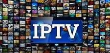 Abonnement  IP TV 12 mois Europe (m3u , xtream , smarters)