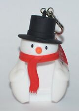 BATH & BODY WORKS SNOWMAN JACK BAG TOTE POCKET  BAC HOLDER SLEEVE SANITIZER CASE