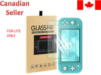 2 Pack For Nintendo Switch Lite Anti-Blue Light Tempered Glass Screen Protector