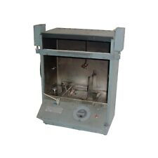 Us Testing Co Ust 7633-E Electric 110Vac Flammability Tester Benchtop Cabinet