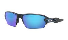 Oakley Flak 2.0 POLARIZED Sunglasses OO9271-3661 Raceworn Blue PRIZM Sapphire AF