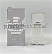 ღ Diamonds for Men - Armani - Miniatur EDT 4ml