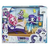 My Little Pony E1084 Equestria Girls Rarity Relaxing Beach Lounge Doll Playset