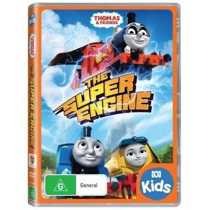 BRAND NEW Thomas & Friends - The Super Engine (DVD, 2021) *PREORDER R4