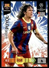Panini Adrenalyn XL UEFA Champions League 2010/2011 FC Barcelona Carles Puyol