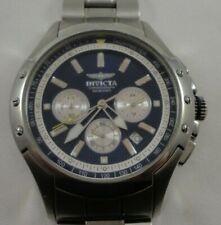 Invicta II 6192 Blue Dial Chronograph Men's Wrist Watch