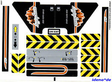 LEGO Technic Technik Sticker Aufkleber für 9397 Holztransporter  Neu