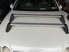 2017 Subaru Impreza 4 Door Fixed-Style Crossbar Roof Rack OEM Used