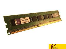 Kingston KVR16E11/8I 8GB DDR3 1600 PC3 12800 ECC DIMM For TS Server & WS