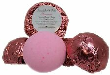 Shower Bomb Fizzies! 5 Pack Aromatherapy Shower Steamers - Peppermint
