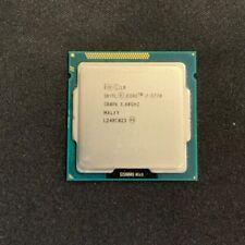 Intel ® Core ™ i7 3770 - 3.4 GHz Quad-Core CPU 3rd Gen. Socket 1155 Processor