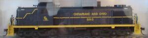 Atlas Classic Gold C&O #5580 HO RSD-4/5 Locomotive, Factory LokSound and DCC