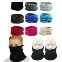 Men Women Head Face Mask Snood Neck Tube Wrap Outdoor Warm Shawl Scarf Headwear