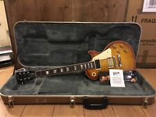 "Gibson 2015 Les Paul Standard Honeyburst ""100"" *Locking Tuners & Pickup Upgrade*"