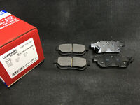 Genuine Unipart Rear Brake Pad Set for Honda Civic 1.6 1991-2005 GBP1161AF NEW