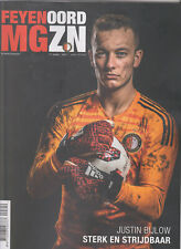 Programme / Magazine Feyenoord Rotterdam 12e jaargang no.3 2018-2019