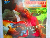 Country Music's Golden Boy by Billy Golden (Vinyl LP,  FACTORY  SEALED)