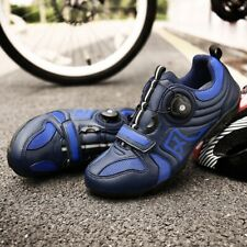 Mens Road Cycling Sneakers Breathable Racking Outdoor Cozy Sport Shoes