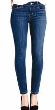 Jeans da donna regular blu