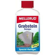MELLERUD Grabstein Reiniger 0,5 L Chlor & Säurefrei für alle Natur & Kunststeine