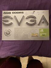 EVGA GeForce GT 740 SC (SUPERCLOCK) 4GB04G-P4-3748-KR GPU graphics card PC