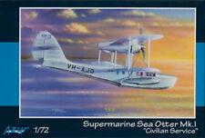 "Supermarine Sea Otter Mk.I ""Civilian Service""  Azur A104 1:72 Flugboot Modellbau"