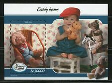 Sierra Leone 2019 Teddy Bears Souvenir Sheet Mint Never Hinged