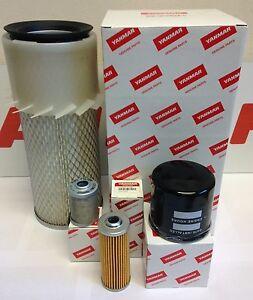 Yanmar Filter Kit B27-2 B27-2A