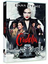 Dvd Crudelia - (2021)  ⚠️ DISPONIBILITA' IMMEDIATA ⚠️ ......NUOVO