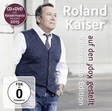 ROLAND KAISER - AUF DEN KOPF GESTELLT: DIE KAISERMANIA EDITION  2 CD NEU