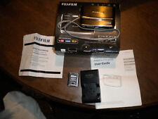 Fujifilm FinePix Z Series Z70 / Z71 12.2MP Digital Camera - Black w/accessories