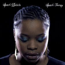 SPEECH DEBELLE Speech Therapy 2009 UK ltd vinyl 2-LP + MP3 SEALED Roots Manuva