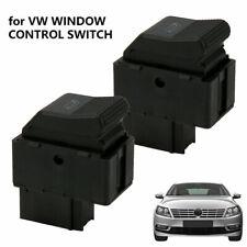 2x Pulsantiera Alzacristalli Interruttore Per VW POLO HATCHBACK 6N2 6X0959855B
