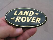 LAND ROVER BADGE Car Emblem *NEW* Large 105mm size