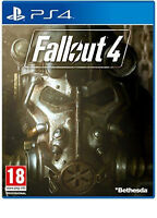 FALLOUT 4 PS4 BRAND NEW FAST DELIVERY!