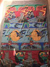 Duvet Cover Housse de Couette 1 Personne DC Comics Batman/Robin Vintage 1996