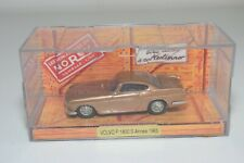 A2 1:43 NOREV VOLVO P 1800 S P1800 P 1800S METALLIC BROWN NEAR MINT BOXED