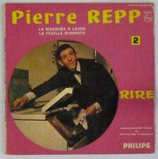 Pierre Repp 45 tours La machine à laver 1961