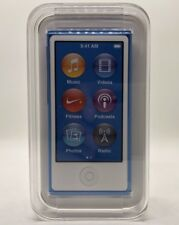 Apple iPod nano 7. 7G Generation Dunkel-blau Dark-Blue 16GB Sealed NEW NEU