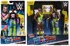 WWE Tough Talkers Big E and Kofi Kingston 2 Pack Tag Team